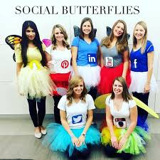 15 last minute costume ideas for your squad costumes butterfly