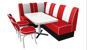 retro dining table and chairs retro booth table chair sets