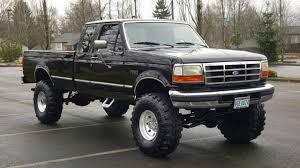 1996 ford f250 4x4 1996 ford f 250 hd 4x4 cab xlt lifted 44k original 2