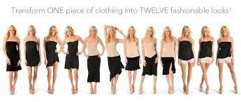 travel dress must have twelve ways convertible travel dress