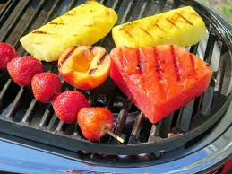 fruit salads for thanksgiving grilled fruit salad recipe with sweet and tangy dressing