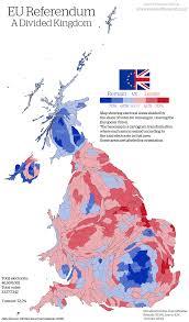 European Union Map The Eu Referendum Views Of The World