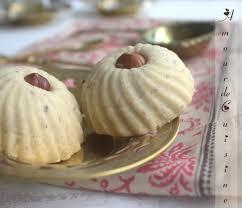amour de cuisine gateau sec ghribia aux noisettes gateau sec algerien recette la