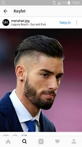 soccer player hair style 9 best enes images on pinterest hair style barber and barber salon