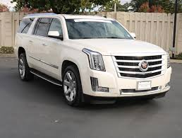 pre owned cadillac escalade for sale used cadillac escalade esv for sale in san francisco ca edmunds