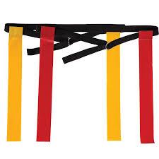 Golf Cart Flags Field Master Flag Football Set Flag Football Football