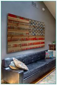 american flag wall