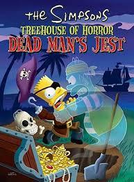 Simpsons Treehouse Of Horror I - the simpsons treehouse of horror dead man u0027s jest by matt groening