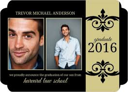 graduation photo announcements graduate school graduation announcement wording ideas