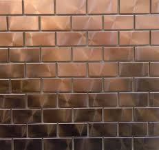 copper backsplash kitchen copper tile backsplash beautiful fresh home interior design ideas