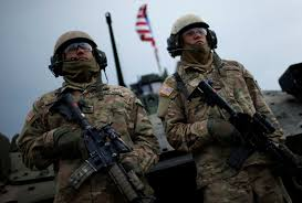 quotes for soldiers during christmas military exercise between us and georgia business insider
