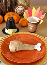 35 easy thanksgiving crafts for to try
