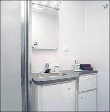 Cargo Trailer With Bathroom Pace American Race U0026 Cargo Trailer Trailers For Less