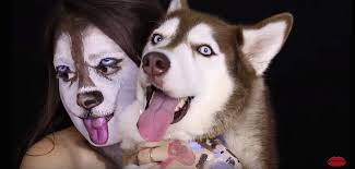 How Much Is A Makeup Artist Watch This Makeup Artist Transform Into A Husky Right Before Your