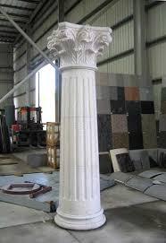 columns ornamental pillars marble pillars