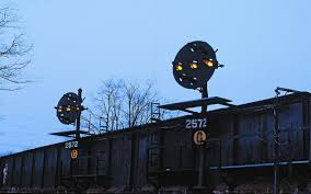 Position Light Position Light Signals On The Pennsylvania Railroad Quarto Drives