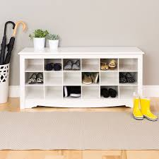 Shoe Shelves For Wall Remodelaholic 6 Creative Places To Store Shoes
