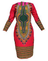 robe africaine mariage robe crayon africaine dashiki vêtements imprimés africains robe