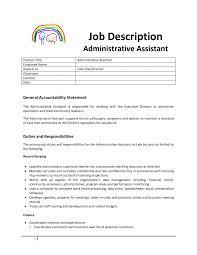 Cna Job Description For Resume Your Resume Should Never Read Like A Job Description How To Write