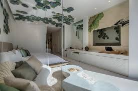 canapé suspendu une villa à louer à phuket au design luxueux très thaï vivons maison