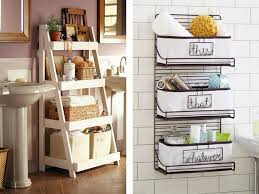 Bathroom Storage Ideas For Towels Bathroom Nice Basket Storage For Towels Image Of Fresh At