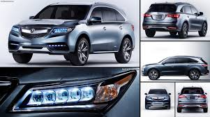 acura jeep 2013 acura mdx concept 2013 pictures information u0026 specs