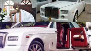 roll royce garage 9 nigerians with rolls royce this man has 11 photos video