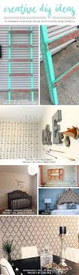 home decor stencils creative diy ideas to freshen your home decor with stencils