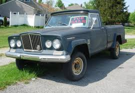 jeep pickup comanche 1965jeepgladiator02 trucks i want pinterest jeep gladiator