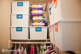 Closet Organizing Organizing A Kid Friendly Closet