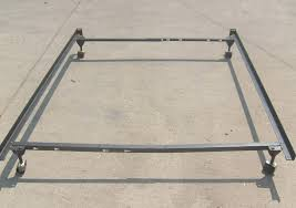 queen bed frame with wheels genwitch