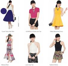best online clothing stores the 5 best online fashion shopping in singapore
