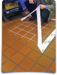 host is the ideal solution for cleaning your grouted tile floors