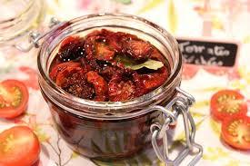 cuisiner les tomates cerises tomates cerises séchées à l huile d olive pour ceux qui aiment
