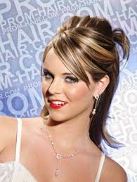 pinned up hairstyles for medium length hair prom hairstyles for medium length hair with beautiful jewelries