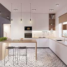 cuisines scandinaves deco cuisine cuisine design moderne meubles rangement