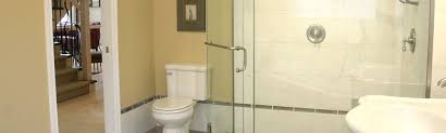glass shower door drip rail