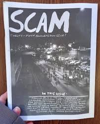 twenty fifth anniversary scam twenty fifth anniversary issue microcosm publishing