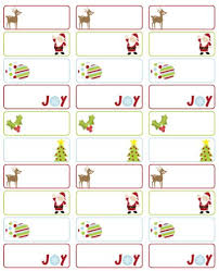 free christmas mailing labels template 23 best address labels