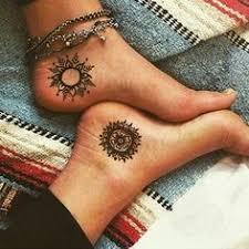 small foot sun tattoo tattoo idea pinterest sun tattoos sun
