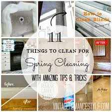 11 things to clean for spring cleaning with amazing tips u0026 tricks