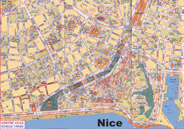 France Cities Map by Nice Maps France Maps Of Nice