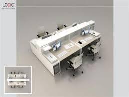 mobilier bureau open space mobilier de bureau pour open space logic lacour