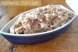 cuisiner thon c est maman qui l a fait rillettes de thon ultra light recette express
