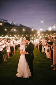 wedding send ideas the 25 best sparkler send ideas on wedding