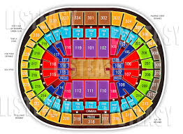 image gallery of staples center seating chart lakers
