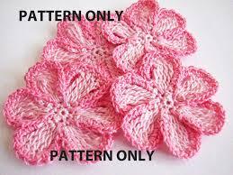 Tiny Flower Crochet Pattern - crochet flower pattern pdf the neverending wildflower crochet