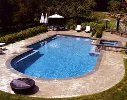 home design ideas with pool modern pool design ideas with stone wall and plants tile edge