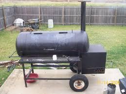 my reverse flow smoker