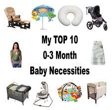 baby necessities top ten baby necessities 0 3 months for new parents a cotton